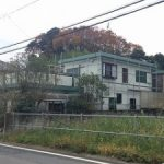 一般住宅塗装用足場工事 千葉県千葉市 2016年1月